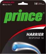 【ストリング+張り代セットで20%OFF】プリンス ハリアーレスポンス16 【HARRIER RESPONSE16】