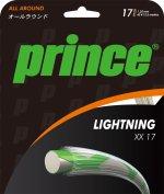 【ストリング+張り代セットで20%OFF】プリンス ライトニング XX17 【Lightning XX17】