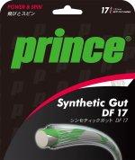 【ストリング+張り代セットで20%OFF】プリンス  シンセティックガットDF17 【Synthetic Gut DF17】