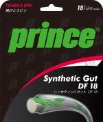 【ストリング+張り代セットで20%OFF】プリンス  シンセティックガットDF18 【Synthetic Gut DF18】