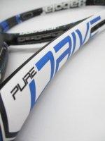 【中古テニスラケット】BA0820 バボラ ピュアドライブ (2015年モデル)〜値下げしました【R3/5/8】〜