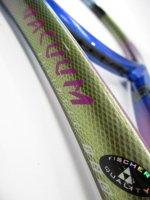 【中古テニスラケット】OT0290 フィッシャー バキューム ELLIPTICプロ