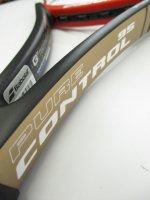 【中古テニスラケット】BA0834 バボラ ピュアコントロール95 (2014年モデル)