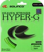 【ストリング+張り代セットで20%OFF】ソリンコ ハイパーG 1.10 【HYPER-G 1.10】
