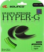 【ストリング+張り代セットで20%OFF】ソリンコ ハイパーG 1.05 【HYPER-G 1.05】