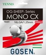 【ストリング+張り代セットで20%OFF】ゴーセン モノCX16L【MONO CX16L】