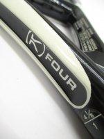 【中古テニスラケット】 W1260 ウイルソン [K]FOUR 112〜値下げしました【R1/10/13】〜