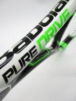 【中古テニスラケット】BA0866 バボラ ピュアドライブ ウインブルドン (2014年)〜値下げしました【R2/4/19】〜