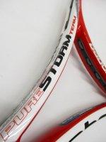 【中古テニスラケット】BA0881 バボラ ピュアストーム チーム(2011年)〜値下げしました【R2/4/19】〜