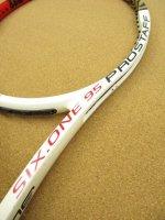 【中古テニスラケット】 W1270 ウイルソン プロスタッフ SIX.ONE95