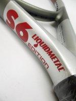 【中古テニスラケット】H0631  ヘッド  S6 リキッドメタル エディション〜値下げしました【R3/6/6】〜