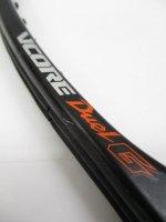 【中古テニスラケット】 Y0750 ヨネックス VCORE デュアル G97 【海外品】
