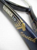 【中古テニスラケット】 W1292 ウイルソン ハンマー3.9 ストレッチ95