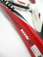 【中古テニスラケット】 W1295 ウイルソン スチーム105S