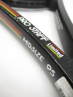 【中古テニスラケット】 W1308 ウイルソン プロスタッフ リミテッド〜値下げしました【R2/05/24】〜