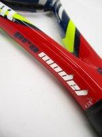 【中古テニスラケット】 W1311 ウイルソン スチームプロ〜値下げしました【R3/8/23】〜