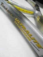 【中古テニスラケット】P0823 プリンス サンダー ウルトラライト チタニウム オーバーサイズ〜値下げしました【R2/09/12】〜