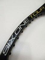 【中古テニスラケット】 W1330 ウイルソン SIX.ONEツアーBLX
