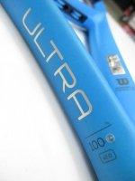 【中古テニスラケット】 W1372 ウイルソン ウルトラ100〜値下げしました【R2/12/14】〜