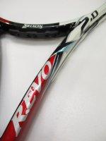 【中古テニスラケット】D0699 スリクソン REVO X2.0