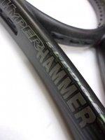 【中古テニスラケット】 W1380 ウイルソン ハイパースレッジハンマー2.0〜値下げしました【R3/6/6】〜