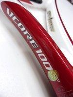 【中古テニスラケット】 Y0793 ヨネックス VCORE100S(2011年)〜値下げしました【R3/5/8】〜