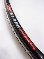 【中古テニスラケット】BS0217 ブリヂストン Xブレード295