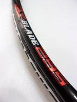 【中古テニスラケット】BS0218 ブリヂストン Xブレード295
