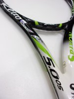 【中古テニスラケット】D0719 スリクソン REVO CV5.0OS