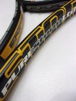 【中古テニスラケット】BA0946 バボラ ピュアストームリミテッド(2008年)