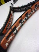【中古テニスラケット】BA0953 バボラ ピュアストーム(2008年)