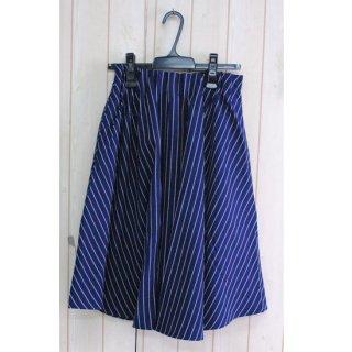 【90%OFF】@299円■20枚セット■ストライプスカート
