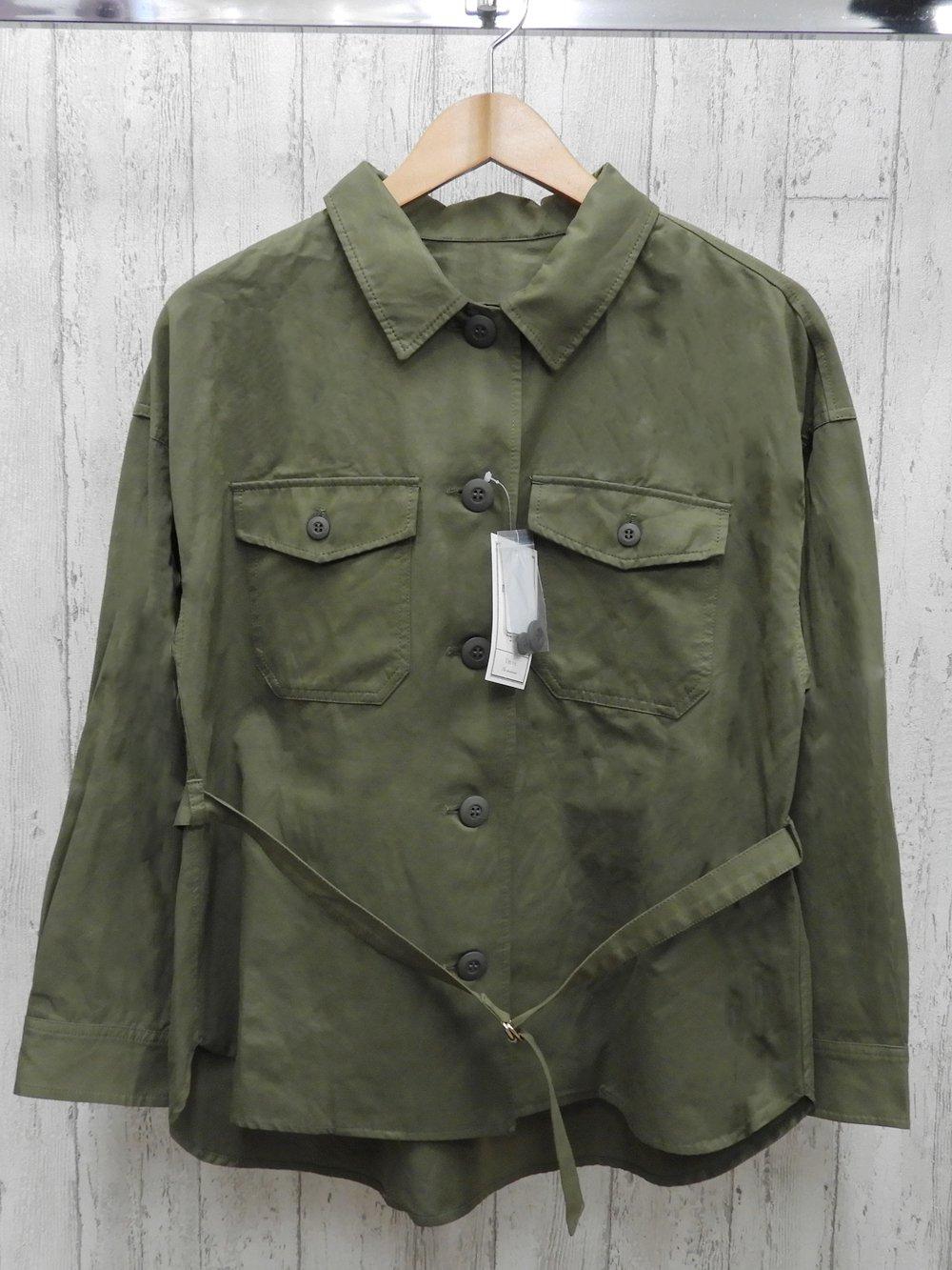 【90%OFF】@399円■5枚セット■シャツジャケット※チラシ&POP NG商品