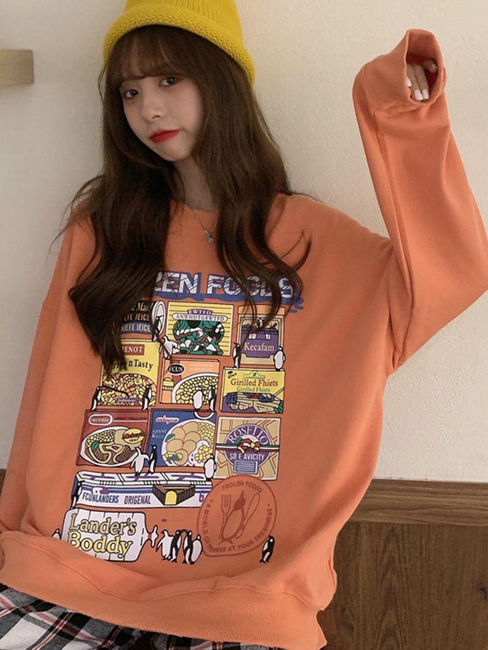 【広州仕入れ】プリントTシャツ