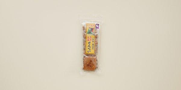 上昇大凧 瓦せんべい 15枚(3枚×5袋)