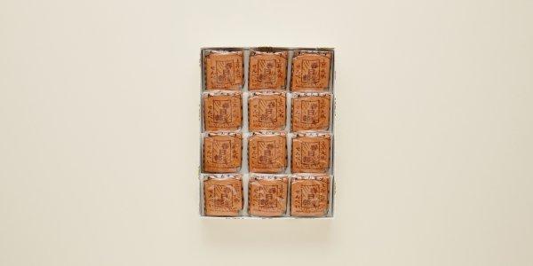 上昇大凧 瓦せんべい 36枚(3枚×12袋)
