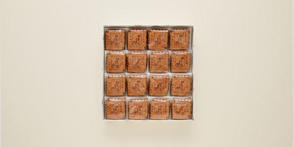 上昇大凧 瓦せんべい 64枚(4枚×16袋)