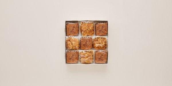 瓦せんべい15枚(3枚×5袋)/ビンズ(40g×4袋)