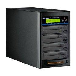 1:4 DVDコピー機