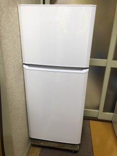 ハイアール JR-N121A 121L冷蔵庫 2017