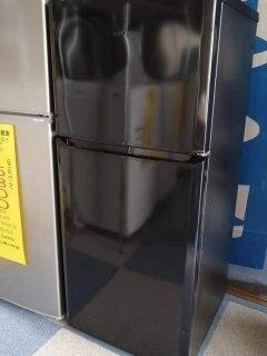 ハイアール JR-N121A 冷蔵庫 右開き 121L 17年製