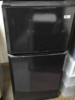 ハイアール JR-N106H 冷蔵庫 右開き 106L 15年製