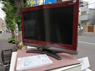 SHARP LC-26DE7 テレビ 26インチ 10年製