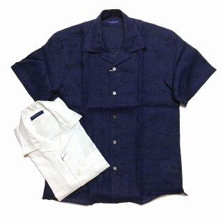 TOMORROWLAND トゥモローランド メンズ オープンカラー ショートスリーブシャツ