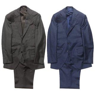 TOMORROWLAND トゥモローランド メンズ Ermenegildo Zegna TROFEO グレンチェック 3Bスーツ