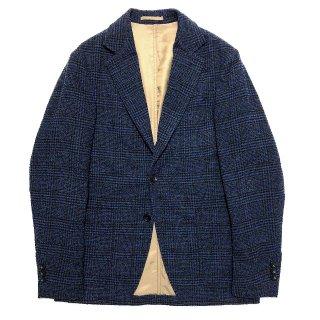 TOMORROWLAND トゥモローランド メンズ リングツイード グレンチェック 3Bジャケット