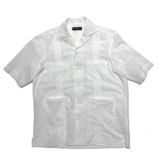 TOMORROWLAND トゥモローランド メンズ インドコットン キューバシャツ