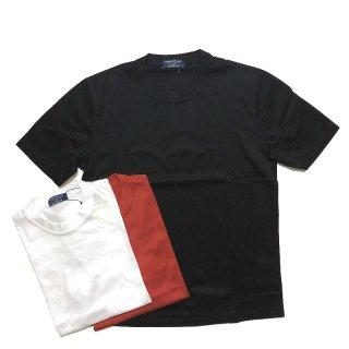 TOMORROWLAND トゥモローランド メンズ FILO DI SCOZIA クルーネック Tシャツ