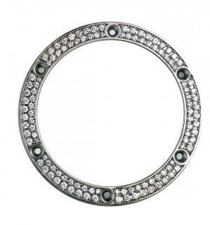 【即納】HUBLOT ウブロ ビッグバン 44�用 天然ダイヤ アフターダイヤベゼル 鑑別書付 VSクラス