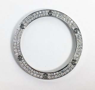HUBLOT ウブロ ビッグバン用 天然ダイヤ アフターダイヤベゼル 鑑別書付 VSクラス